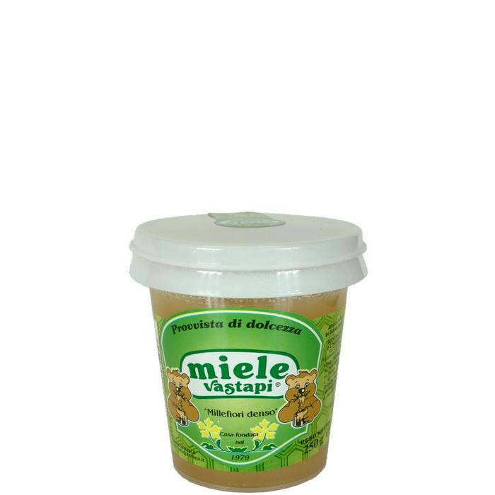 MIELE MILLEFIORI DENSO (IN PLASTICA) 250G