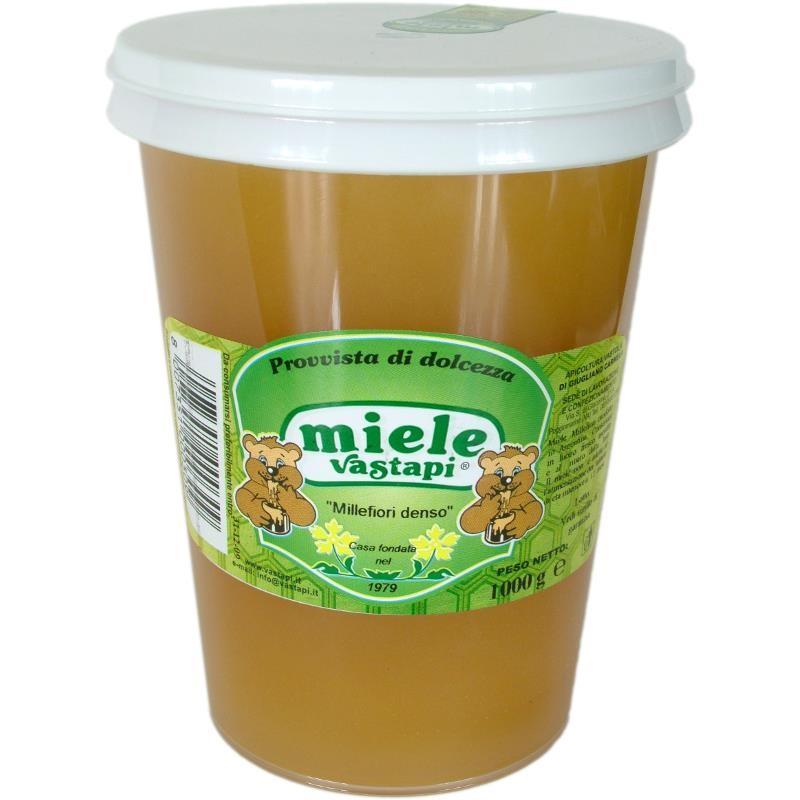 MIELE MILLEFIORI (IN PLASTICA) 1000GR