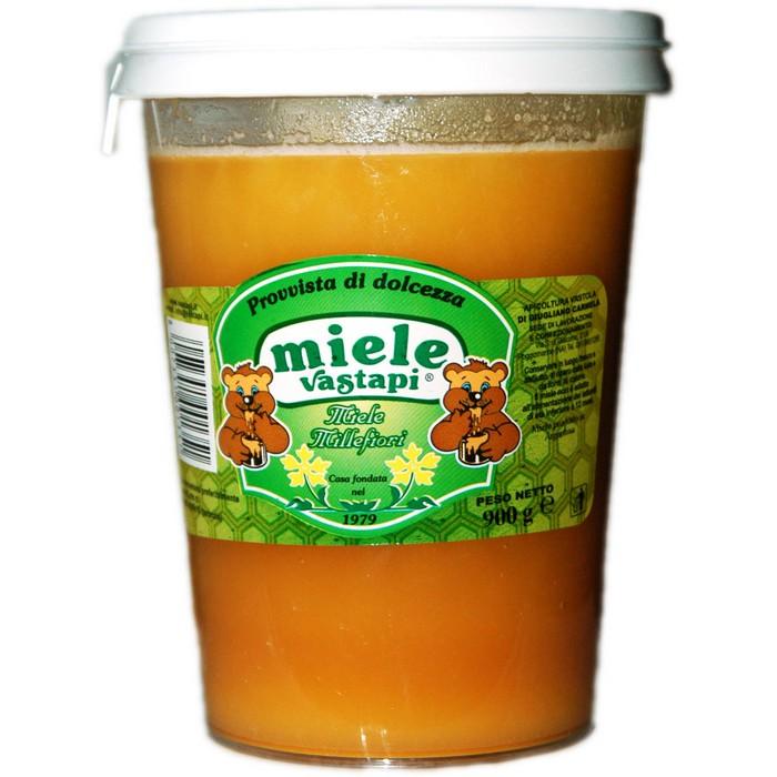 MIELE MILLEFIORI (IN PLASTICA) 900GR