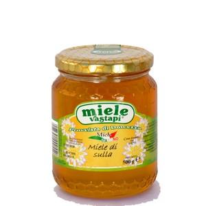 MIELE DI SULLA 500GR - Miele Online - Confezioni monodose miele matrimoni ed eventi - Vastapi