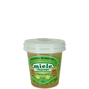 MIELE MILLEFIORI DENSO (IN PLASTICA) 250G - Miele Online - Confezioni monodose miele matrimoni ed eventi - Vastapi