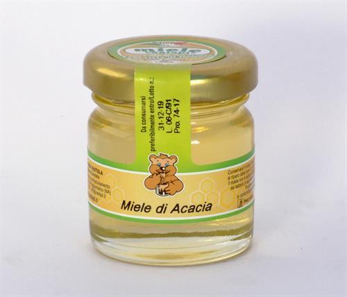 CONFEZIONI MONODOSE -  - Vasetto monodose 40g acacia