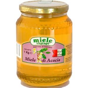 MIELE D ACACIA -  - Miele di Acacia 1000g