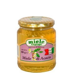 MIELE D ACACIA -  - Miele di Acacia 500 gr
