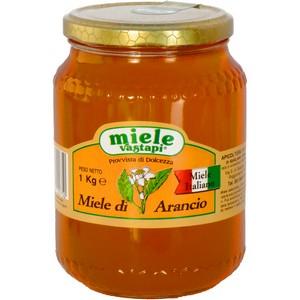 MIELE D ARANCIO -  - Miele di Arancio 1000gr