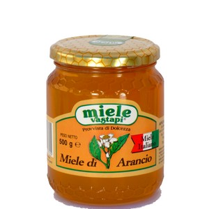 MIELE D ARANCIO -  - Miele di Arancio 500g