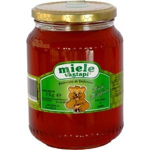 MIELE MILLEFIORI ESTERO -  - Miele Millefiori in vetro (ESTERO) 1000gr
