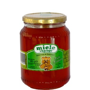 MIELE MILLEFIORI ESTERO -  - Miele Millefiori in vetro (ESTERO) 500gr